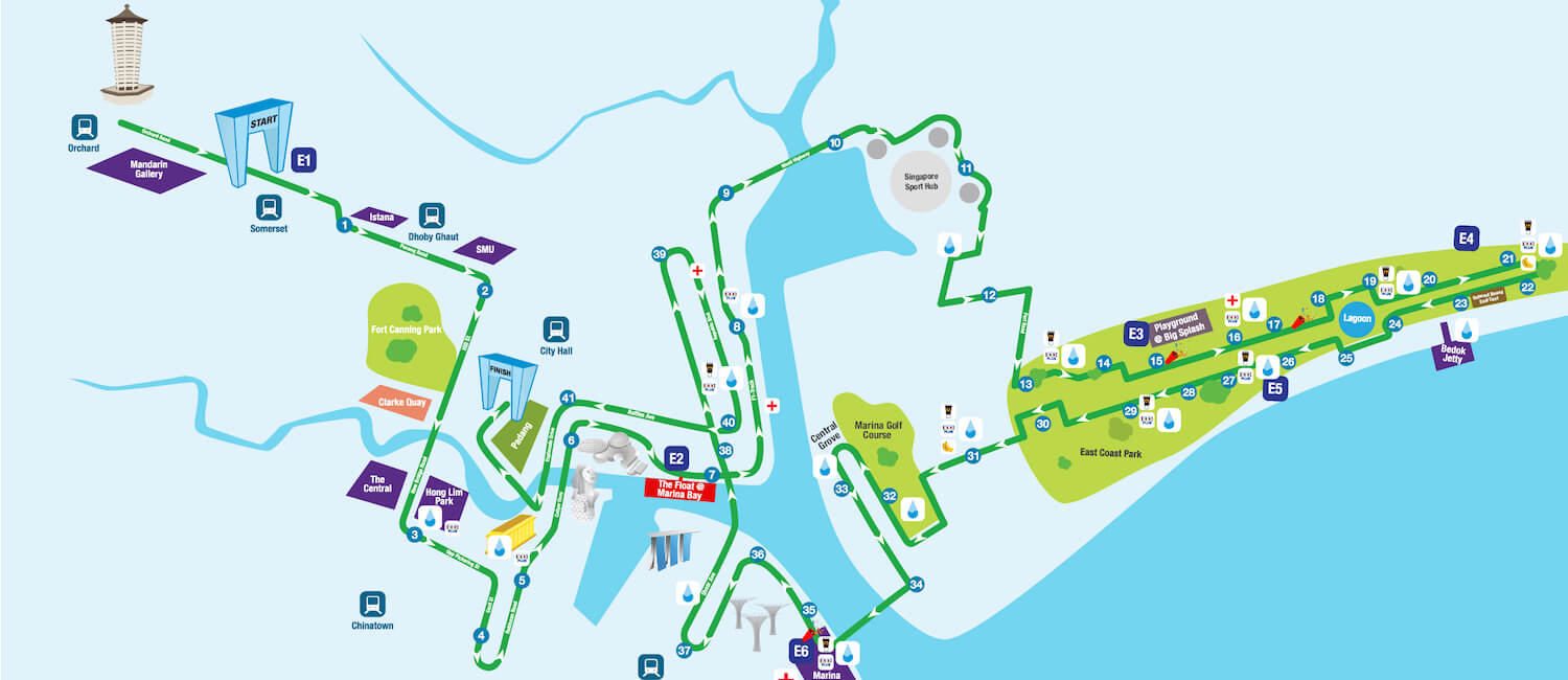 The Essential Race Guide To Singapore Marathon