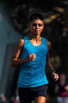 Coach Ming, Running
