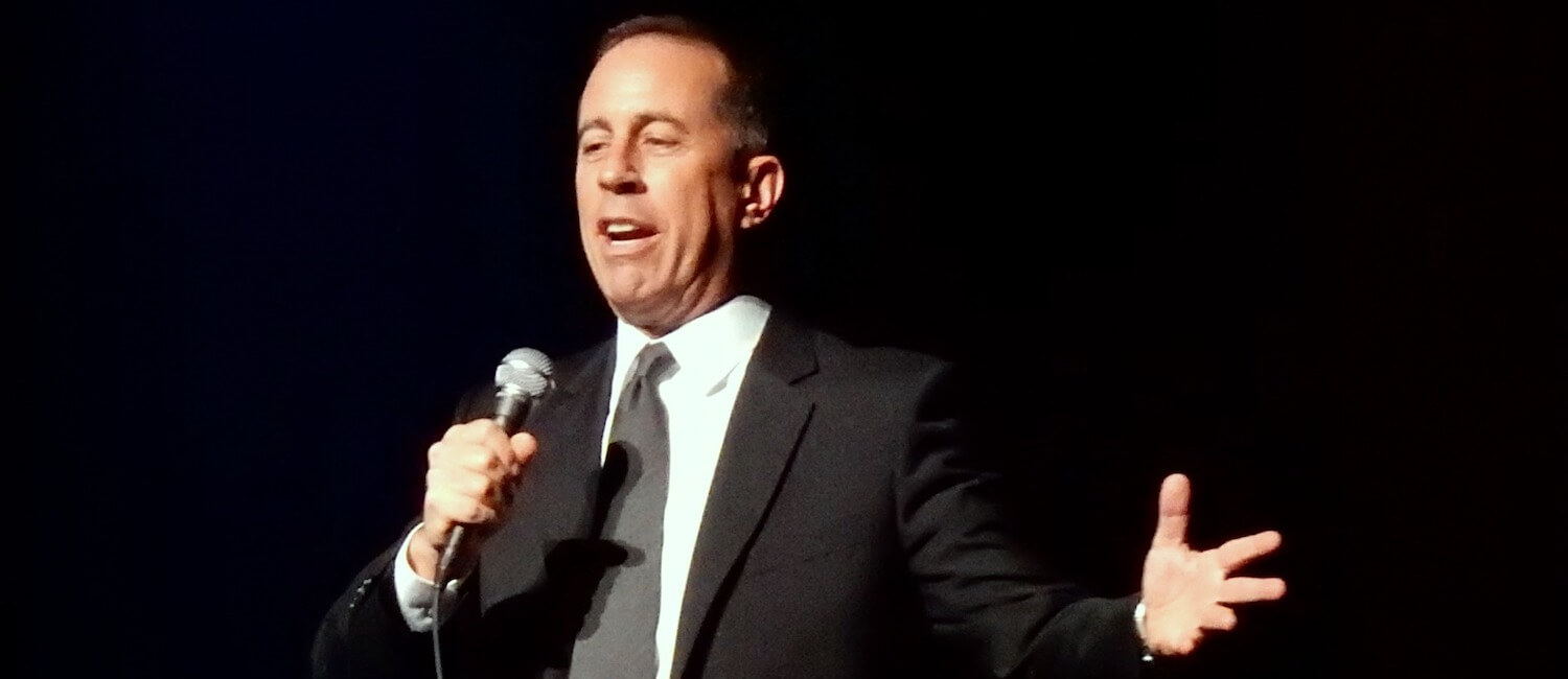 Jerry Seinfeld On Exercise