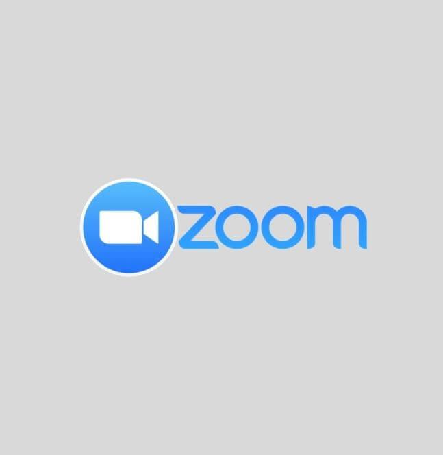 Zoom virtual training