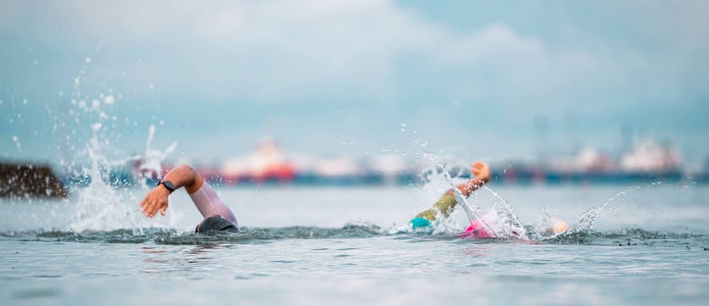 A Coached Triathlon